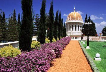 Shrine of the Bab - Mount Carmel - Haifa (14)