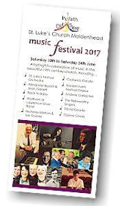 St Luke's Church Music Festival 2017