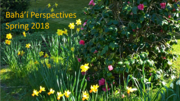 Bahá' Events: Women's Equality and True Prosperity Wednesday 18 April & Thursday 3 May