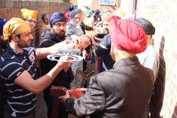 Invitation to the Annual Sikh Festival: Vaisakhi  Sunday 15th April 2.30pm
