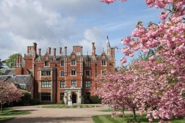 2018 Open Days at Taplow Court